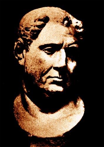 Vitellius. From a bust in Vienna