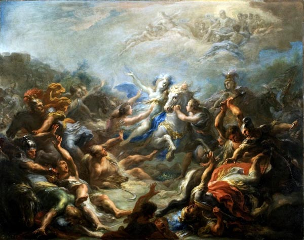 Camillia at War, Giacomo del Po