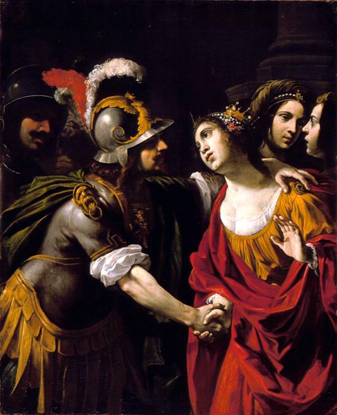 Dido and Aeneas, Rutilio Manetti