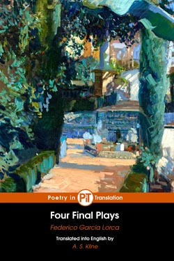 Lorca - Four Final Plays - Cover
