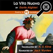 Dante: La Vita Nuova - Audiobook Cover Image