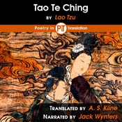 Lao Tzu: Tao Te Ching - Audiobook Cover Image