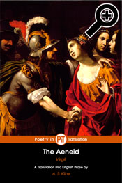 Virgil: The Aeneid - Cover Image