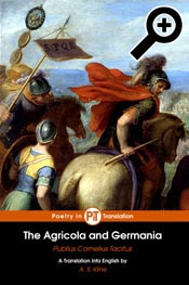 Tacitus: The Agricola and Germania - Cover Image