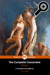 Petrarch: The Complete Canzoniere - Cover Image