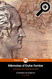Chateaubriand: Mémoires d'outre tombe - Cover Image