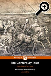 Geoffrey Chaucer: The Canterbury Tales - Cover Image