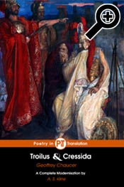 Geoffrey Chaucer: Troilus and Cressida - Cover Image