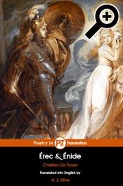 Chrétien de Troyes: Érec and Énide - Cover Image