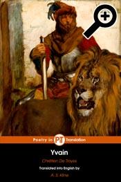 Chrétien de Troyes: Yvain - Cover Image