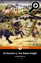 The Pearl Poet: Sir Gawain and the Green Knight - Cover Image