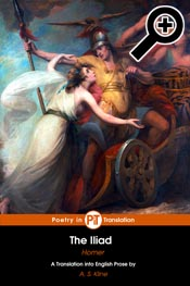 Homer: The Iliad - Cover Image