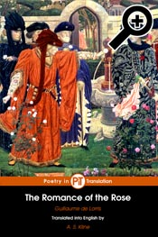 Guillaume de Lorris: The Romance of the Rose - Cover Image