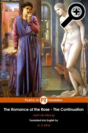 Jean de Meung: The Romance of the Rose, The Continuation - Cover Image