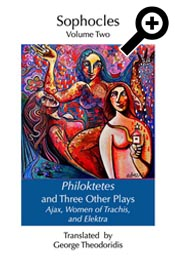 Philoktetes and Three Other Plays