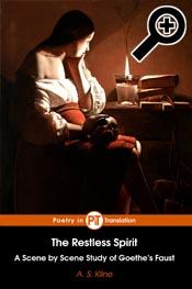 A. S. Kline: Restless Spirit - Cover Image
