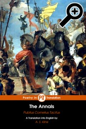 Tacitus: The Annals - Cover Image