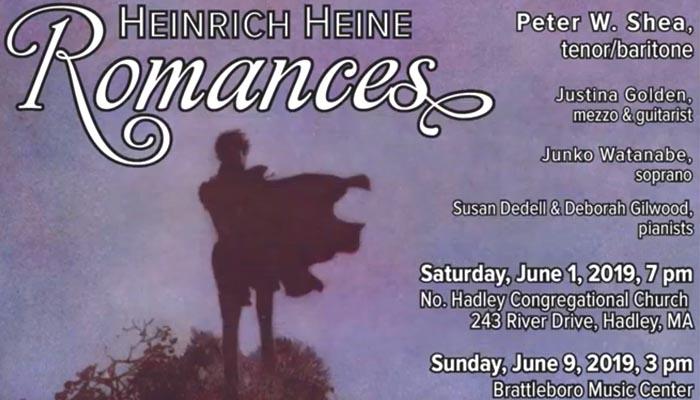 Die Unbekannte by Heinrich Heine